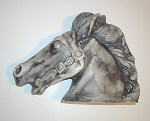Horsehead Bookend