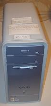 Sony Desktop PC